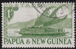 Papua  New  Guinea   .   SG   .   10      .   O   .   Cancelled   .   /   .   Gebruikt - Papoea-Nieuw-Guinea