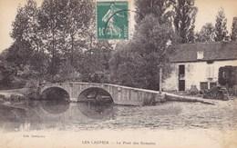 LES LAUMES - Le Pont Des Romains - Venarey Les Laumes