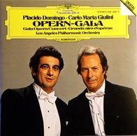 OPERN-GALA. P. Domingo / C.M. Giulini. 9 Titres. Airs D'Opéra. 1 Cd . 1981. - Opera