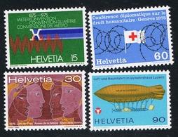1975 Kompletter Jahrgang Michel 1046 - 1068 Siehe Scan Postfrisch Xx - Schweiz