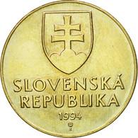 Monnaie, Slovaquie, 10 Koruna, 1994, TTB, Aluminum-Bronze, KM:11 - Slovaquie