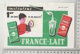 BUVARD FRANCE LAIT - Produits Laitiers