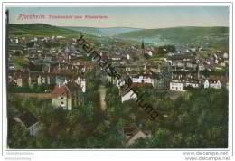 Pforzheim - Gesamtansicht Vom Wasserturm - Pforzheim