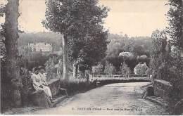 78 - JOUY EN JOSAS : Pont Sur La Bièvre - CPA - Yvelines - Jouy En Josas