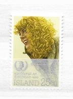 1985 MNH Iceland, Michel 635 Postfris** - 1944-... Republique