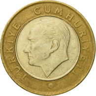Monnaie, Turquie, Lira, 2009, TTB, Bi-Metallic, KM:1244 - Turquie