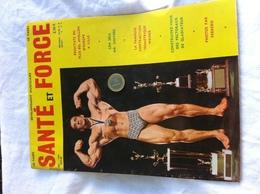 Revue Année 60 Culturiste,homme ,muscle, - Other