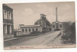 39145 -  Souvret   Courcelles   Puits  Perrier 6  - Charbonnage - Courcelles