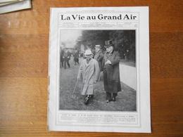 LA VIE AU GRAND AIR N°561 DU 19 JUIN 1909 LA COUPE DES VOITURETTES,REGATES INTERNATIONALES,GRANDE SEMAINE DES ARMES,FÊTE - Livres, BD, Revues