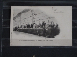 Z25 - Souvenir De Barnum Et Bailey - No 8 - Les Phénomènes De Barnum Et Bailey - Circus