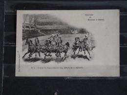 Z25 - Souvenir De Barnum Et Bailey - No 4 - Course De Chars Romains Chez  Barnum Et Bailey - Circus