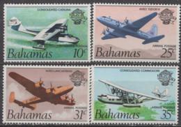 BAHAMAS - Bicentenaire Des Premières Ascensions De L'homme Dans L'atmosphère - Bahamas (1973-...)