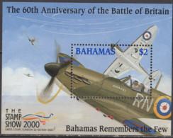 BAHAMAS - 60e Anniversaire De La Bataille D'Angleterre - Bahamas (1973-...)