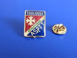 Pin's ASPTT Toulouse - La Poste PTT - Course à Pied Athlétisme (PE48) - Athletics