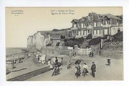 CPA Veules Les Roses Maison De Victor Hugo 1174 - Veules Les Roses