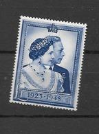 1948 MH Great Britain Silver Wedding - 1902-1951 (Könige)