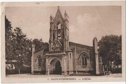Saint Symphorien Eglise - France