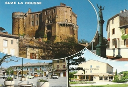*CPM - 26 - SUZE LA ROUSSE - Multivues - Frankreich