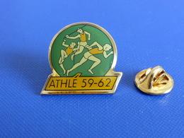 Pin's Athlé 59-62 - Nord - Course à Pied Athlétisme (PE63) - Athletics