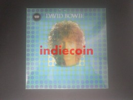 33T DAVID BOWIE David Bowie 2016 UK LP GATEFOLD 180  NEW - Vinyl Records