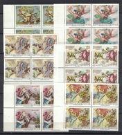 Österreich / Austria 1968, Barocke Fresken **, MNH, Block Of 4 - 1961-70 Ongebruikt