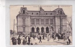 AFRIQUE OCCIDENTALE, SENEGAL. DAKAR. HOTEL DE VILLE. FORTIER COLLECTIONI. CIRCA 1900's-  BLEUP - Senegal