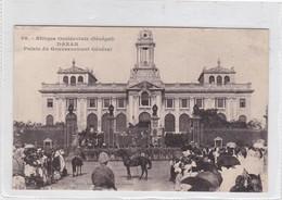 AFRIQUE OCCIDENTALE, SENEGAL. DAKAR. PALAIS DU GOUVERNEMENT GENERAL. FORTIER COLLECTIONI. CIRCA 1900's-  BLEUP - Senegal
