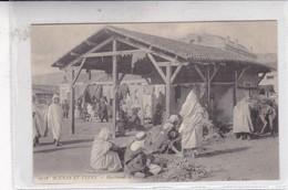 ALGER. SCENES ET TYPES. MARCHANDS DE LEGUMES. LL. L RELIN. CIRCA 1900's-  BLEUP - Algerije