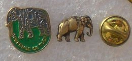 ELEPHANT  2 PIN'S       AAAA    175 - Animals