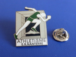 Pin's ES Nanterre - Arche De La Défense - Course à Pied Athlétisme (PE80) - Athletics