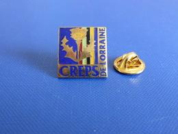 Pin's Creps De Lorraine - Formation - Course à Pied Athlétisme Sport (PF69) - Badges