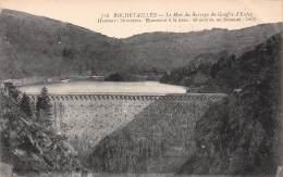 42 - ROCHETAILLEE - Le Mur Du Barrage Du Gouffre D'Enfer - Rochetaillee