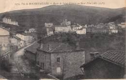 42 - Vue De ROCHETAILLEE - Route De Saint-Etienne Au Mont Pilat - Rochetaillee