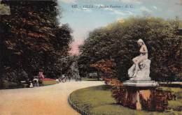 59 - LILLE - Jardin Vauban - Lille