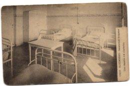 Alsemberg - Sanatorium Brugman - Une Chambre à 4 Couchettes - Beersel