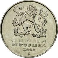 Monnaie, République Tchèque, 5 Korun, 2002, TTB, Nickel Plated Steel, KM:8 - Tchéquie