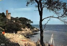 CPM - 85 - ILE De NOIRMOUTIER - L'anse Rouge Et La Tour Plantier - Noirmoutier
