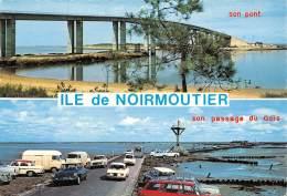 CPM - 85 - ILE De NOIRMOUTIER - Son Pont - Son Passage Du Gois - Noirmoutier