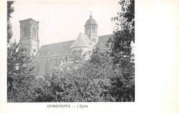 GRIMBEREHEN - L'Eglise - Grimbergen