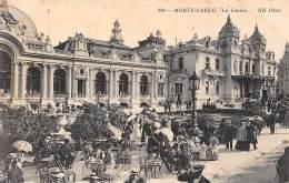 MONTE-CARLO - Le Casino - Monte-Carlo
