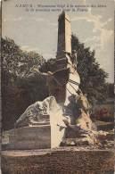 NAMUR - Monument érigé à La Mémoire Des Héros De La Province Morts Pour La Patrie - Namen