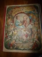 1878 Chansons Et Rondes De L'Enfance : MONSIEUR DE LA PALISSE ,  édition J. Hetzel , Dessins De Frœlich - Livres, BD, Revues