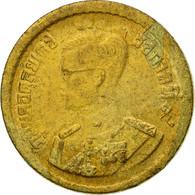 Monnaie, Thaïlande, Rama IX, 5 Satang, 1957, TTB, Aluminum-Bronze, KM:78 - Thaïlande