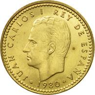 Monnaie, Espagne, Juan Carlos I, Peseta, 1980, SPL, Aluminum-Bronze, KM:816 - [ 5] 1949-… : Royaume