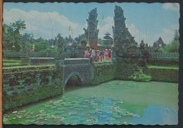 °°° 12137 - INDONESIA - BALI - MAIN GATE OF AYUN GARDEN , MENGWI °°° - Indonesia