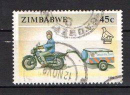 Zimbabwe Scott N°629.oblitérés - Zimbabwe (1980-...)