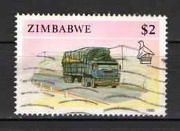 Zimbabwe Scott N°631.oblitérés - Zimbabwe (1980-...)