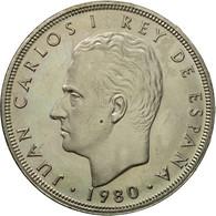 Monnaie, Espagne, Juan Carlos I, 100 Pesetas, 1980, Madrid, SPL, Copper-nickel - [ 5] 1949-… : Royaume