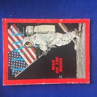 """Time Magazine, July 25, 1969 """"Man On The Moon"""" - News/ Current Affairs"""
