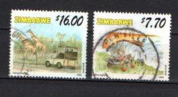 Zimbabwe Scott N°826.829..oblitérés - Zimbabwe (1980-...)